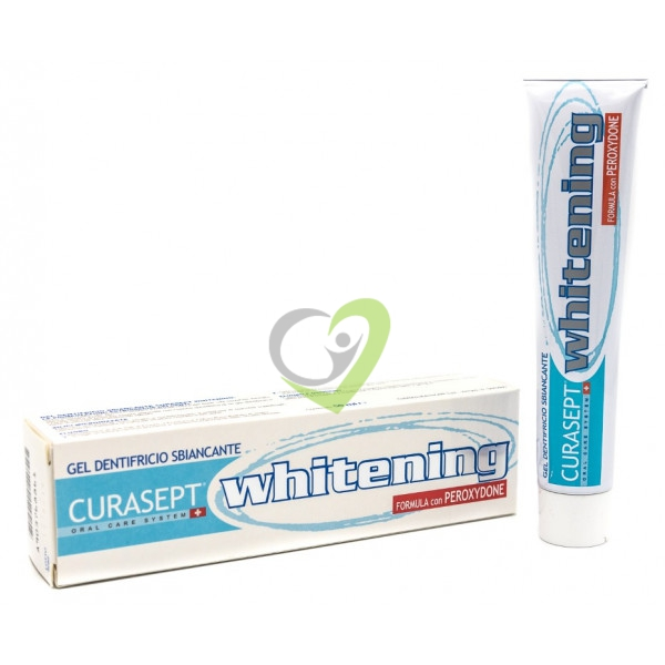 Curasept Whitening Gel Dentifricio Sbiancante - 50 ml