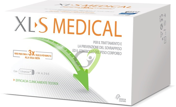 XLS Medical Liposinol Integratore alimentare - 60 Compresse