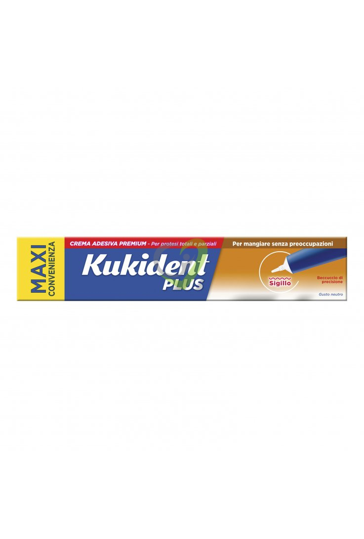 Kukident Plus Sigillo Maxi Convenienza - 57 gr