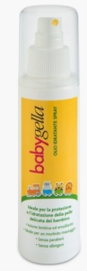 Babygella Olio Idratante Spray - 125 ml