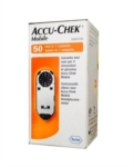 Accu Chek Mobile 50 test