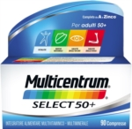 Multicentrum Select 50 Integratore alimentare 90 compresse