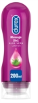 Durex Massage 2 in 1 Aloe Vera 200 ml