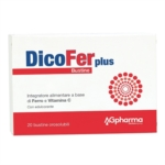 DicoFer plus Integratore alimentare 20 bustine
