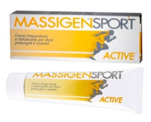 Massigen Sport Active Crema - 50 ml