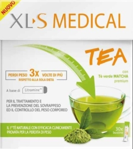 XLS Medical Tea Integratore - 30 Stick
