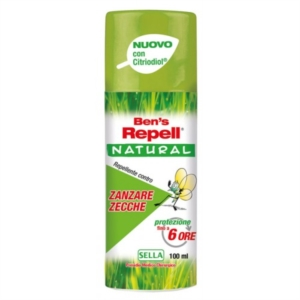 Ben's Repell Natural Repellente - 100 ml