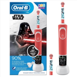 Oral B Power Vitality Kids Star Wars Spazzolino elettrico