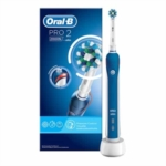 Oral B Pro2 2000 Cross action