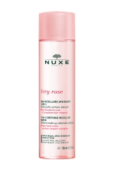 Nuxe Very Rose acqua micellare lenitiva 3in1 200 Ml