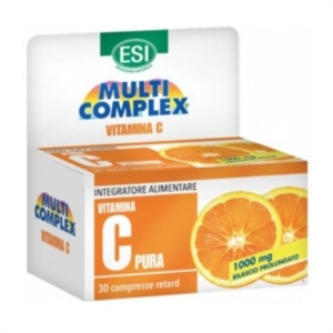 Esi Vitamina C Pura 1000 Mg Retard 30 Compresse