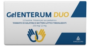 Gel ENTERUM DUO - 12 bustine