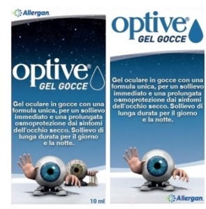 Optive GEL GOCCE - 10 ml