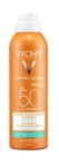 Vichy Ideal Soleil SPF50 Spray Invisibile Idratante 200 ml