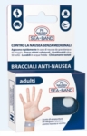 P6 Nausea Control Sea Band Bracciali Anti Nausea Adulti