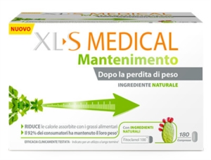 XL-S MEDICAL Mantenimento - 180 compresse