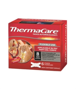 Thermacare Flexible Use - 6 fasce