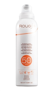 Rougj Kids Planning Emulsione Solare Spray SPF 50+ - 100 ml