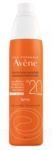 Avene SPF20 Spray Solare 200 ml