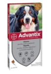 Advantix Spot On per Cani oltre 40 kg fino a 60 kg 4 pipette