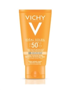 Vichy Ideal Soleil SPF50 BB Emulsione Colorata Effetto Asciutto - 50 ml