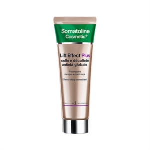 Somatoline Cosmetic Lift Effect Plus Collo e Décolleté Anitetà Globale - 50 ml