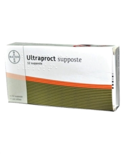 Ultraproct Supposte 12 Supposte