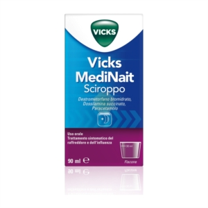 Vicks Medinait Sciroppo Flacone 90 Ml