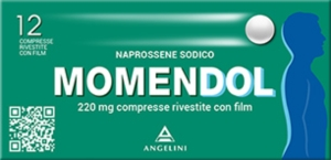 Momendol 220 Mg Compresse Rivestitecon Film 12 Compresse Rivestite
