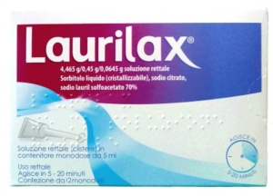 Laurilax 12Fl Monod 5Ml